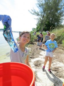 coastal cleanup opportunity