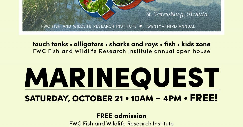 join natures academy at marine quest